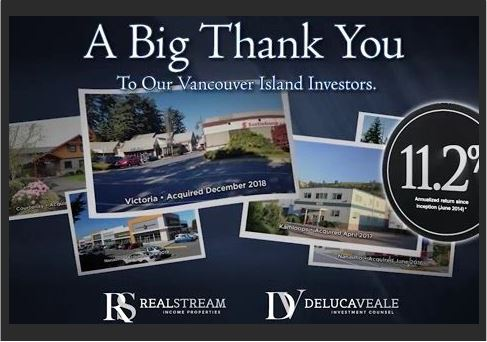 CTV Vancouver Island Ad – A Big Thank You!